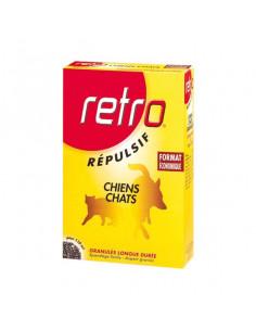 ACTO RETRO Répulsif chiens et chats granulés 1kg