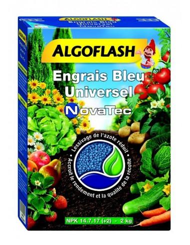 ALGOFLASH Engrais bleu universel 2kg