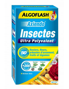 ALGOFLASH Insectes ultra polyvalent 250ml
