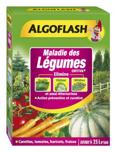 ALGOFLASH Maladie des légumes 20ml
