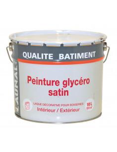 Glycero satin blanc 10L