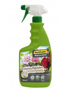 ALGOFLASH Naturasol insecticide polyvalent 750ml