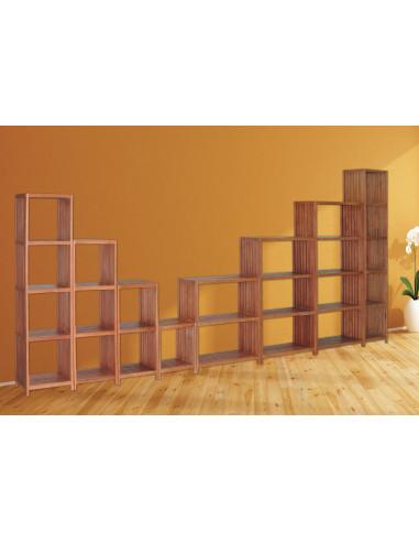 6 étagère eucalyptus 361x320x1855mm