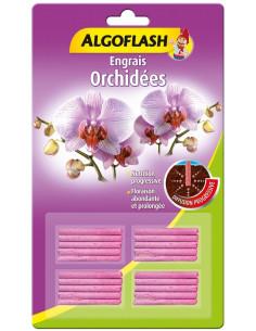 ALGOFLASH Bâtonnet engrais orchidées x20