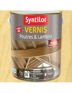 SYNTILOR Vernis poutre et lambris 2.5L incolore