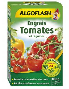 ALGOFLASH Engrais tomate et légumes action rapide 800g