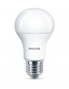 PHILIPS Ampoule LED 11W (75W) E27 Blanc chaud Intensité invariable