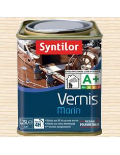 Vernis marin 1/4l satine incol