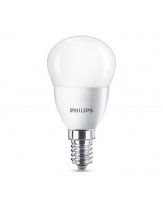 PHILIPS Ampoule LED Sphérique 4W (25W) E14 Blanc chaud Intensité invariable