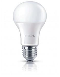 PHILIPS Ampoule LED 9W (60W) E27 Blanc chaud Intensité invariable