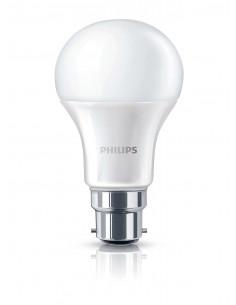 PHILIPS Ampoule LED 6W (40W) B22 Blanc chaud Intensité invariable