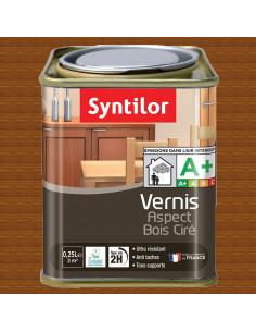 SYNTILOR Vernis abc aqua mat 0.25L teck