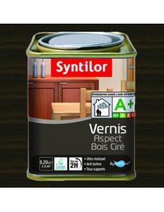 SYNTILOR Vernis abc aqua mat 0.25L wengé