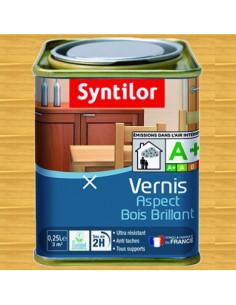 SYNTILOR Vernis abc aqua bllt 0.25L chêne