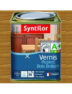 SYNTILOR Vernis abc aqua bllt 0.25L chêne moyen