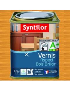 SYNTILOR Vernis abc aqua bllt 0.25l chêne doré