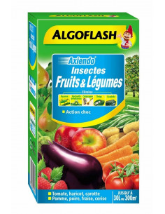 ALGOFLASH Insecte fruits et légumes 200ml