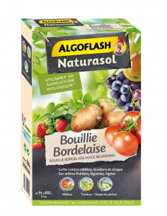 ALGOFLASH NATURASOL Bouillie bordelaise 350g