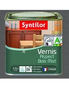 SYNTILOR Vernis abc aqua mat 0.75l anth