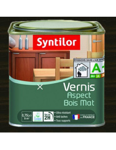 Vernis abc aqua mat 0.75l weng