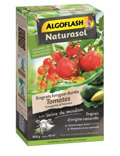 ALGOFLASH Engrais Tomates, courgettes, poivrons 800g
