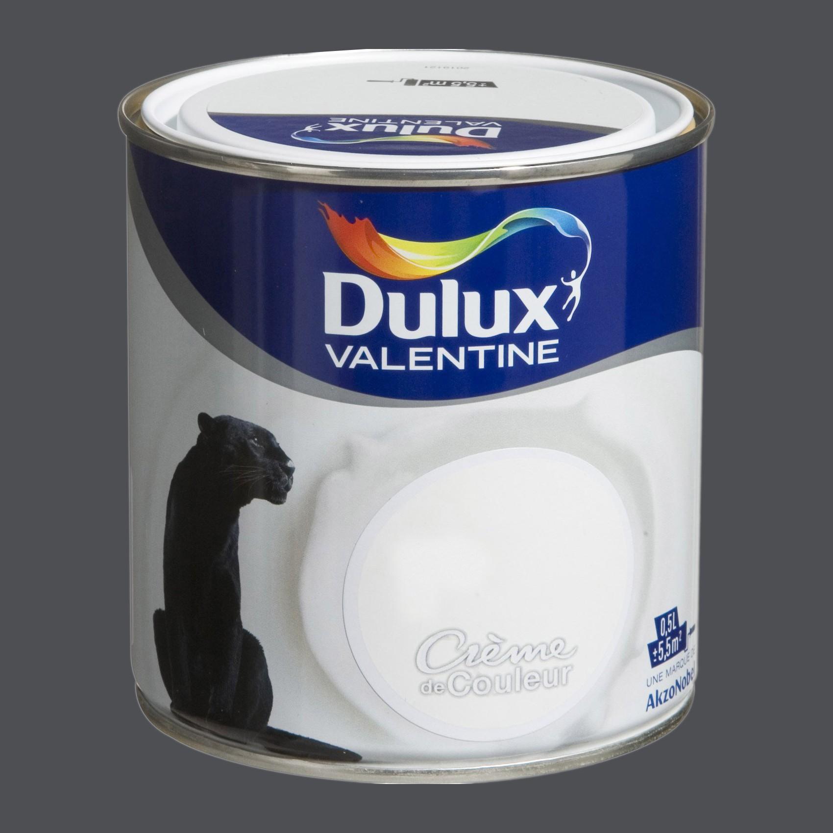 Valentine Peinture Crème De Couleur Poivre 05l Hyper Brico