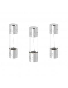 DEBFLEX 3 Fusibles verre 5 x 20 2 A 250 V