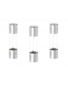 DEBFLEX  3 Fusibles verre 5 x 20 1 A 250 V