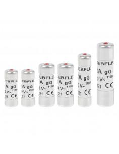 DEBFLEX Sachet de 6 fusibles avec voya