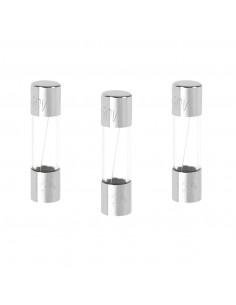 DEBFLEX 3 Fusibles verre 5 x 20 3 A 250 V
