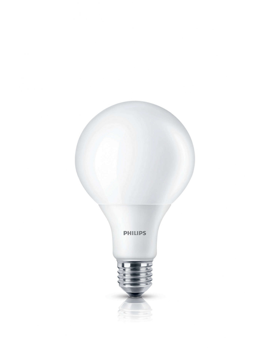 philips ampoule led globe blanc chaud 9 5w 60w culot e27 hyper brico. Black Bedroom Furniture Sets. Home Design Ideas