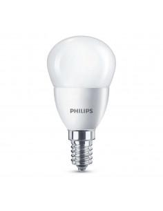 PHILIPS Ampoule LED Sphérique 5,5W (40W) E14 Blanc chaud Intensité invariable