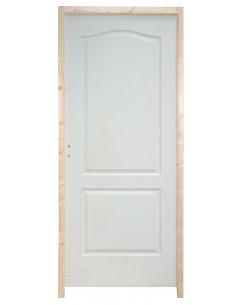 Bloc-porte postformé 2 panneaux