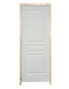 Bloc-porte postformé 3 panneaux