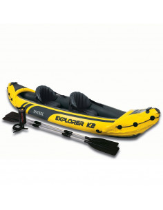 INTEX Canoë explorer Kayak 2 places