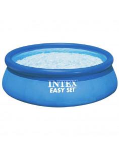 INTEX Piscine autoportante Easy Set 366 x 76 cm + pompe