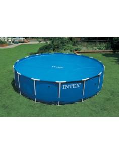 INTEX Bâche de protection pour tubulaires  366 cm