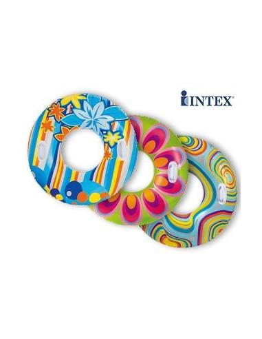 INTEX Bouée geante 97 cm avec poignée