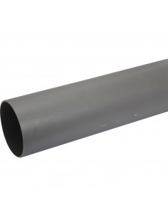 Tube d'évacuation PVC nf d100 mm