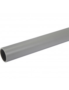 Tube d'évacuation PVC nf d40 mm