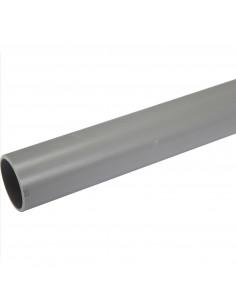 Tube d'évacuation PVC nf d80 mm