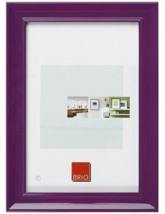 Cadre pep's violet 10x15cm