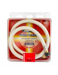 ADDAX Flexible butane/propane 10 ans embout 1m