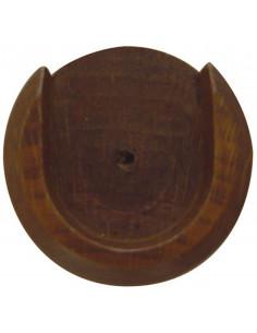 MOBOIS Naissances x2 d35mm noyer