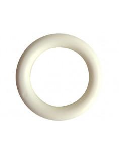 MOBOIS Sachet 10 anneaux d70mm laqué blanc