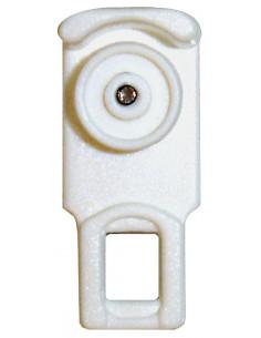 MOBOIS Suspendeurs x12 décorateur blanc