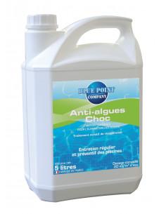 HYDRAPRO Anti-algues choc liquide 5L