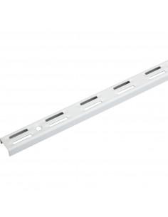 NORAIL Crémaillère double p32 100cm blanc