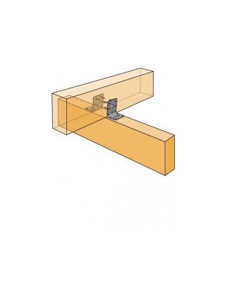 SIMPSON Équerre structurelle