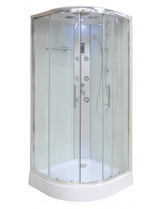 Cabine douche intégrale 900x900x2180 mm